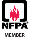 National Fire Prevention Association member logo